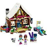 LEGO Friends 41323 Chata v zimnom stredisku - Stavebnica