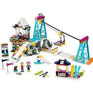LEGO Friends 41324 Lyžiarsky vlek v zimnom stredisku - Stavebnica