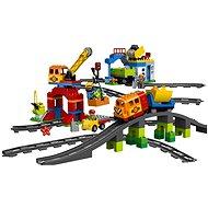 LEGO DUPLO 10508 Vláčik deluxe - Stavebnica