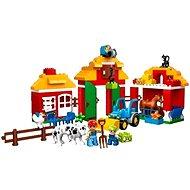 LEGO DUPLO 10525 Veľká farma - Stavebnica