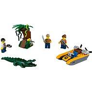 LEGO City Jungle Explorers 60157 Džungľa - začiatočnícka sada - Stavebnica