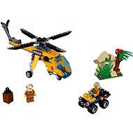 LEGO City Jungle Explorers 60158 Nákladná helikoptéra do džungle - Stavebnica