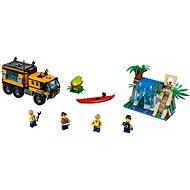 LEGO City Jungle Explorers 60160 Mobilné laboratórium do džungle - Stavebnica