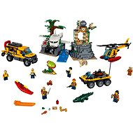 LEGO City Jungle Explorers 60161 Prieskum oblasti v džungli - Stavebnica