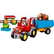 LEGO DUPLO 10524 Traktor - Stavebnica