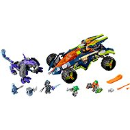 LEGO Nexo Knights 70355 Aaronův voz Horolezec - Stavebnica