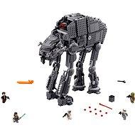 LEGO Star Wars 75189 Ťažký útočný chodec Prvého rádu