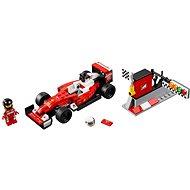 LEGO Speed ??Champions 75879 Scuderia Ferrari SF16-H - Stavebnica