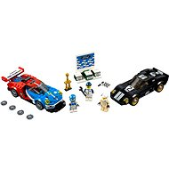 LEGO Speed Champions 75881 2016 Ford GT & 1966 Ford GT40 - Stavebnica