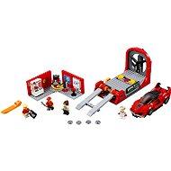 LEGO Speed ??Champions 75882 Ferrari FXX K a vývojové centrum - Stavebnica