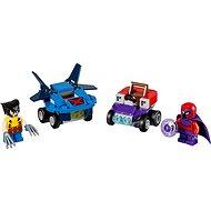 LEGO Super Heroes 76073 Mighty Micros: Wolverine vs. Magneto - Stavebnica