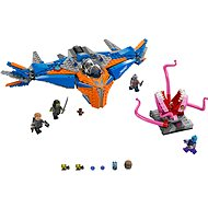 LEGO Super Heroes 76081 Vesmírna loď Milano vs. Abilisk - Stavebnica