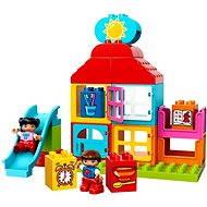 LEGO DUPLO 10616 Moja prvá stavebnica, Môj prvý domček na hranie - Stavebnica
