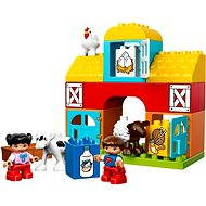 LEGO DUPLO 10617 Moja prvá stavebnica, Moja prvá farma - Stavebnica