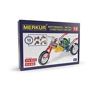 Merkúr motocykle - Stavebnica