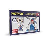 Merkur mlyn - Stavebnica