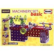 Merkur Machinery Set Basic - Stavebnica