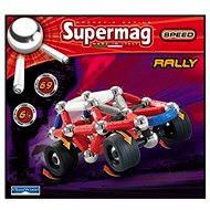 SUPERMAG - Rally - Magnetická stavebnica