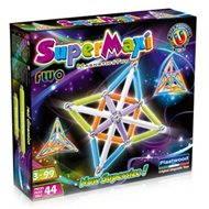 SUPERMAG - SuperMax Fluo - Magnetická stavebnica
