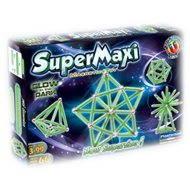 SUPERMAG - SuperMax Fluo Gloe - Magnetická stavebnica
