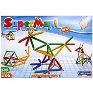 SUPERMAG - SuperMax Klasik - Magnetická stavebnica