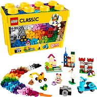 LEGO Classic 10698 Veľký kreatívny box - Stavebnica
