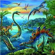 Dinosaury - Puzzle