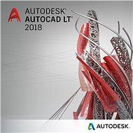 AutoCAD LT 2018 Commercial New na 3 měsíce (elektronická licence) - Elektronická licence