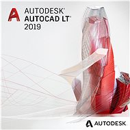 AutoCAD LT 2018 Commercial New na 3 roky (elektronická licence) - Elektronická licence