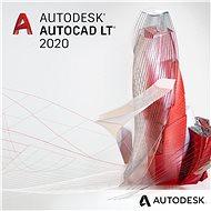 AutoCAD LT Commercial Renewal na 2 roky (elektronická licence) - Elektronická licence