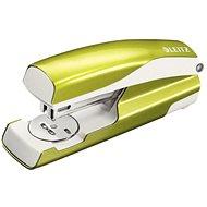 LEITZ NeXXt WOW 5502 metalovo zelená - Zošívačka
