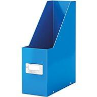 LEITZ Click-N-Store Wow modrý - Stojan na časopisy