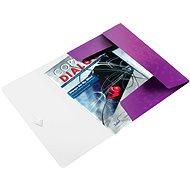 LEITZ Wow 150 listov - purpurová - Dosky na spisy