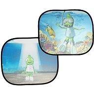 Slnečná clona do auta s mimozemšťanom Alzom - Slnečná clona