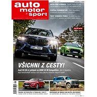 Auto motor a šport - Elektronický časopis