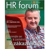 Elektronický časopis HR forum - Elektronický časopis