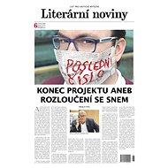 Literárne noviny - Elektronický časopis