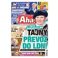 AHA! - Elektronické noviny