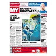 MY Nitrianske noviny - Šaľa-Galanta-Dunajská Streda - Elektronické noviny