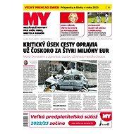 MY Horehronie - Elektronické noviny