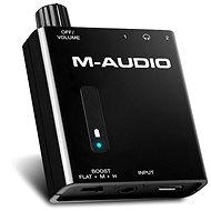 M-Audio Bass Traveler - Slúchadlový zosilňovač