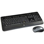 Logitech Wireless Combo MK520 CZ - Súprava klávesnice a myši