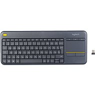 Logitech Wireless Touch Keyboard K400 Plus HU