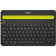 Logitech Bluetooth Multi-Device Keyboard K480 US čierna - Klávesnica