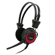 C-TECH MHS-02, čierno-červená