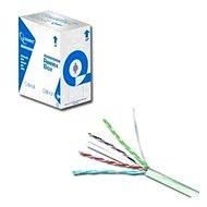 Gembird, drát, CAT6, FTP, LSOH, 305m / box - Sieťový kábel