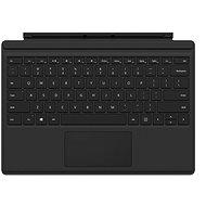 Surface Pro 4 Type Cover Black - Klávesnica