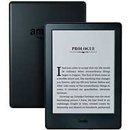 Amazon New Kindle (8) čierna - BEZ REKLAMY - Elektronická čítačka kníh