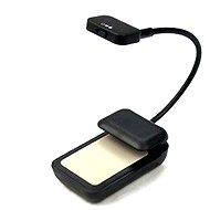 LED BW-B čierna - Ebook lampička