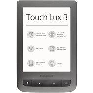 PocketBook 626 (2) Touch Lux 3 sivý - Elektronická čítačka kníh